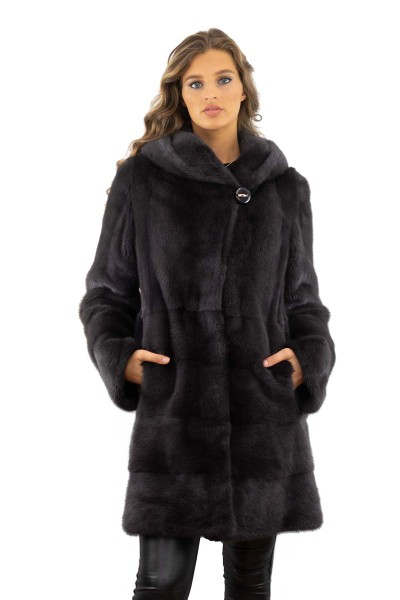 Nerzjacke Nerzmantel Pelzjacke Mink Coat Minkcoat Minkjacket