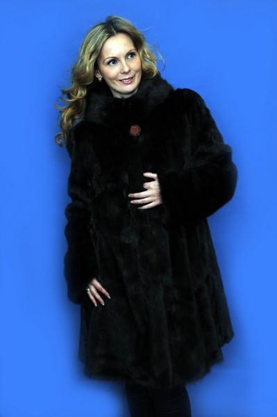 Pelzjacke Angela