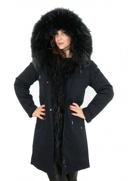 new products f1e63 25cae Parka Charlotte