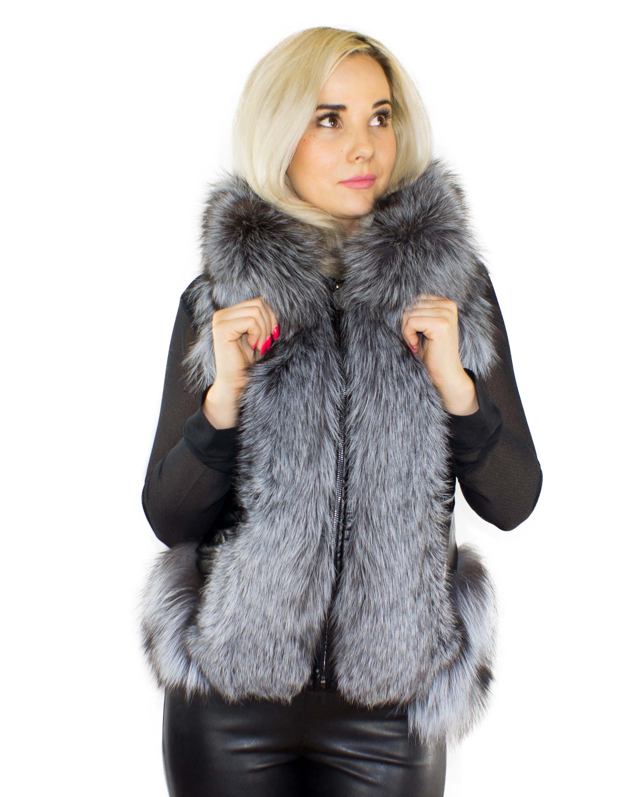 pelzwesten echtfellwesten gro e auswahl damenmode winterbekleidung fellwesten pelzchen. Black Bedroom Furniture Sets. Home Design Ideas