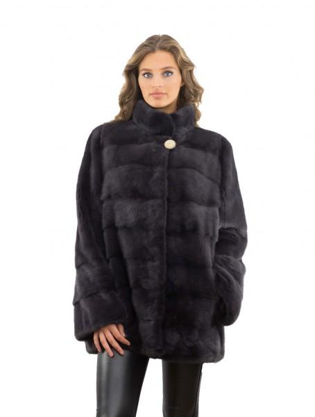 Pelzjacke Pelzmantel Nerzjacek Mink Jacket Echtfell Nerz Echtpelz Nerz Real Fur Mink